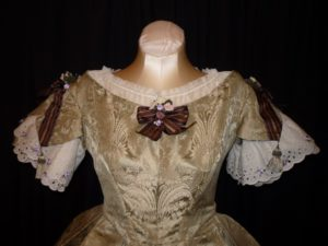 Gown bodice
