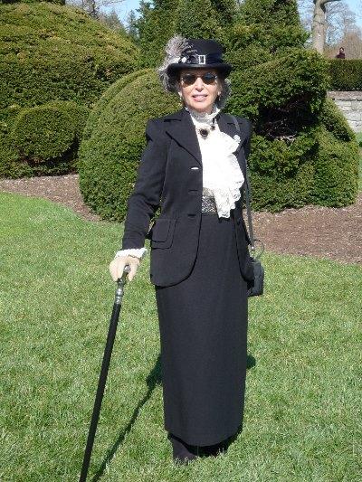 Karen Jessee historic clothing